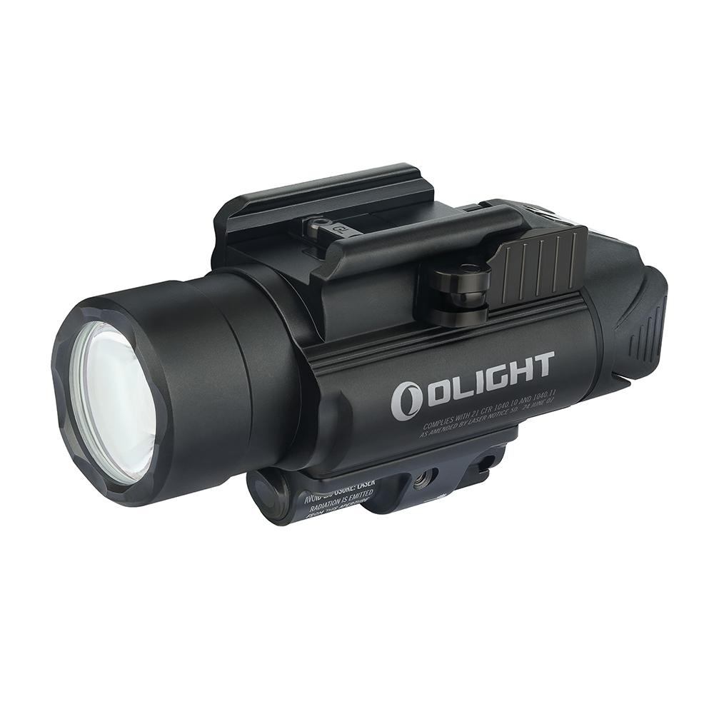 Olight BALDR RL 1120 lumens pistol light with red laser