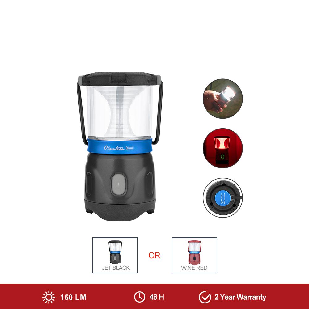 Olight Olantern Mini 150-lumen and 48-hour runtime Outdoor light