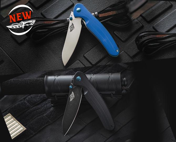 Olight Drever N690 Folding Pocket Knife
