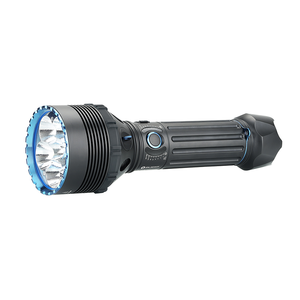 Olight X9R Marauder 25000 lumen rechargeable LED searchlight