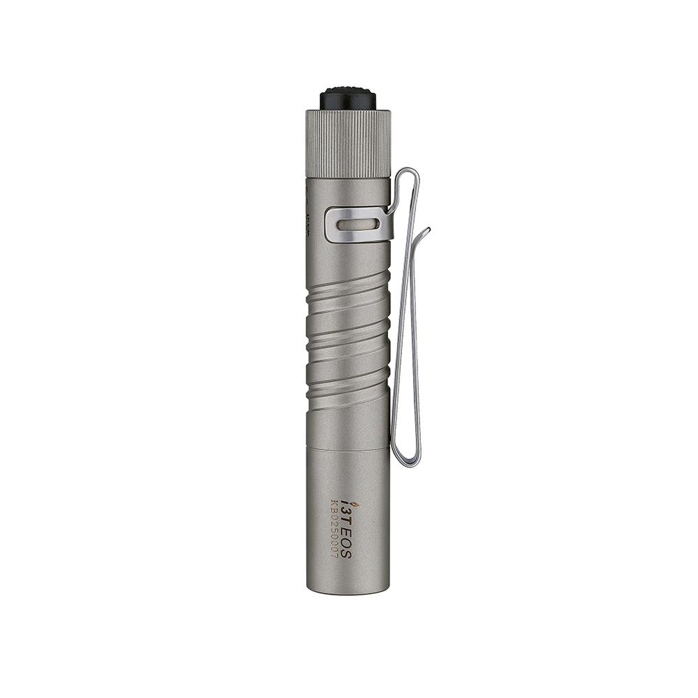 Olight I3T Ti 180 lumens keychain LED Torch