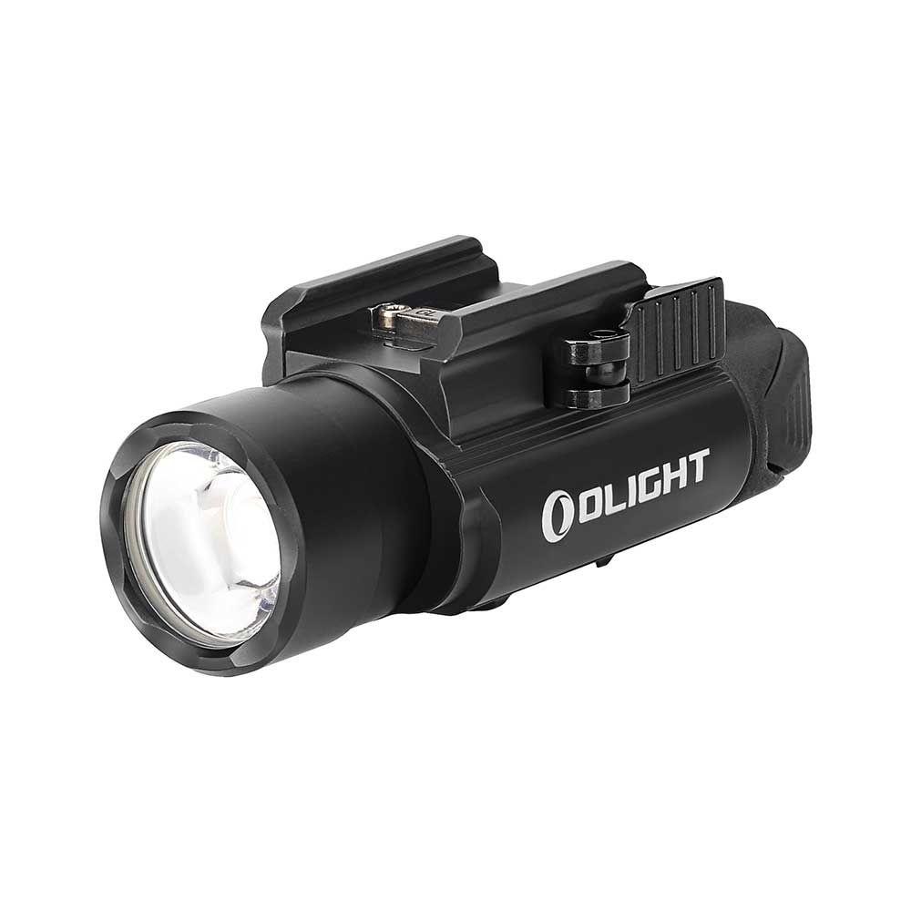 Olight PL-Pro Valkyrie 1500 lumen rechargeable pistol or rifle light-Black