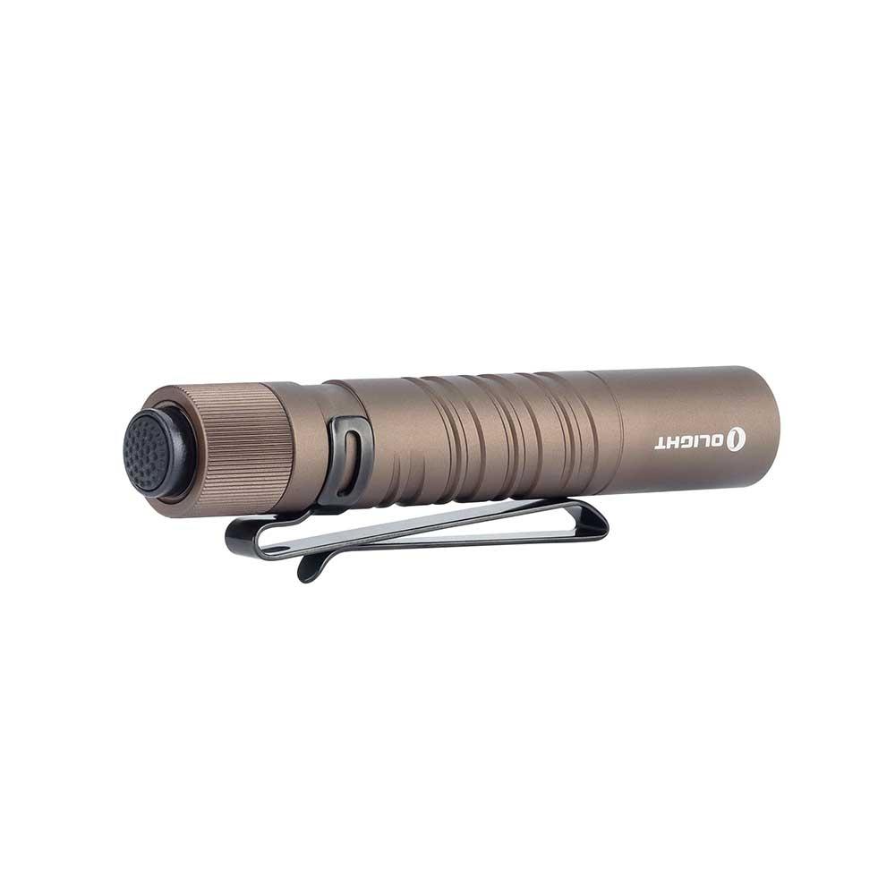 Olight i3T EOS 180 lumen AAA LED torch Desert Tan