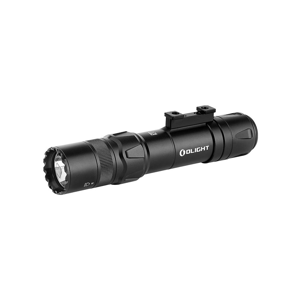 Olight Odin IR (Black) 1000 Lumen Rail Tactical LED Flashlight with IR Illuminator