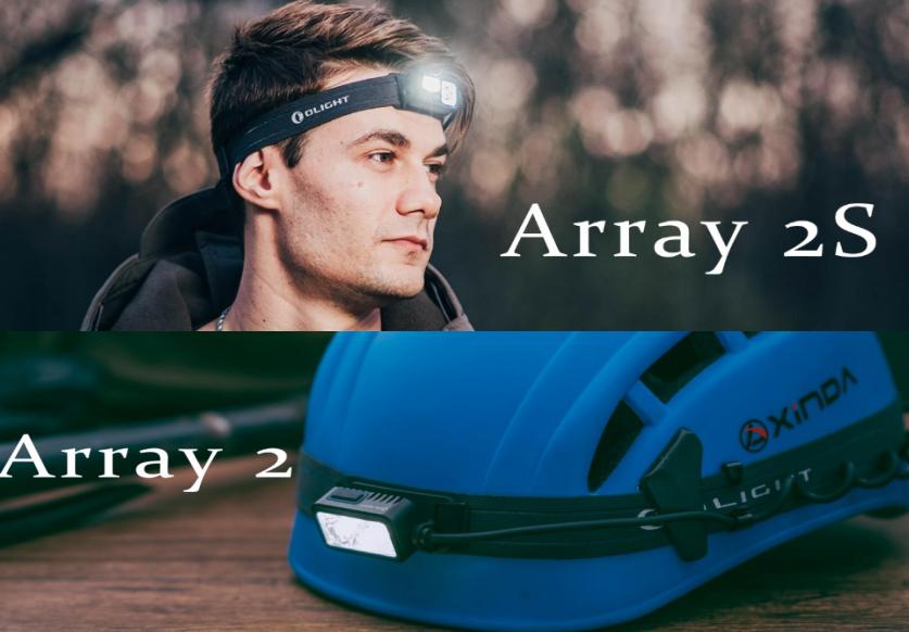 Array 2 VS Array 2S