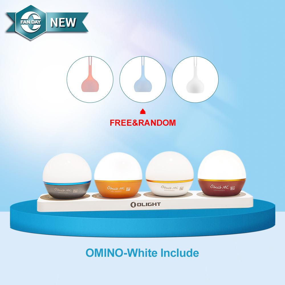 Olight Obulb MC Multi-Color Mega Pack