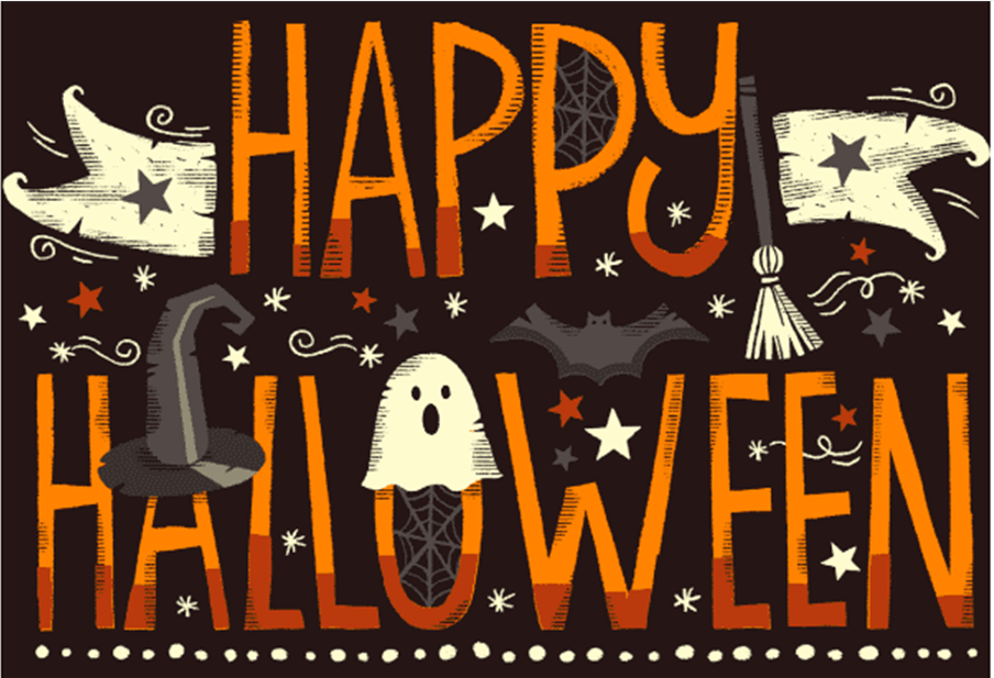 GIVEAWAY   Some Tips For you to Decorate your Halloween Room !