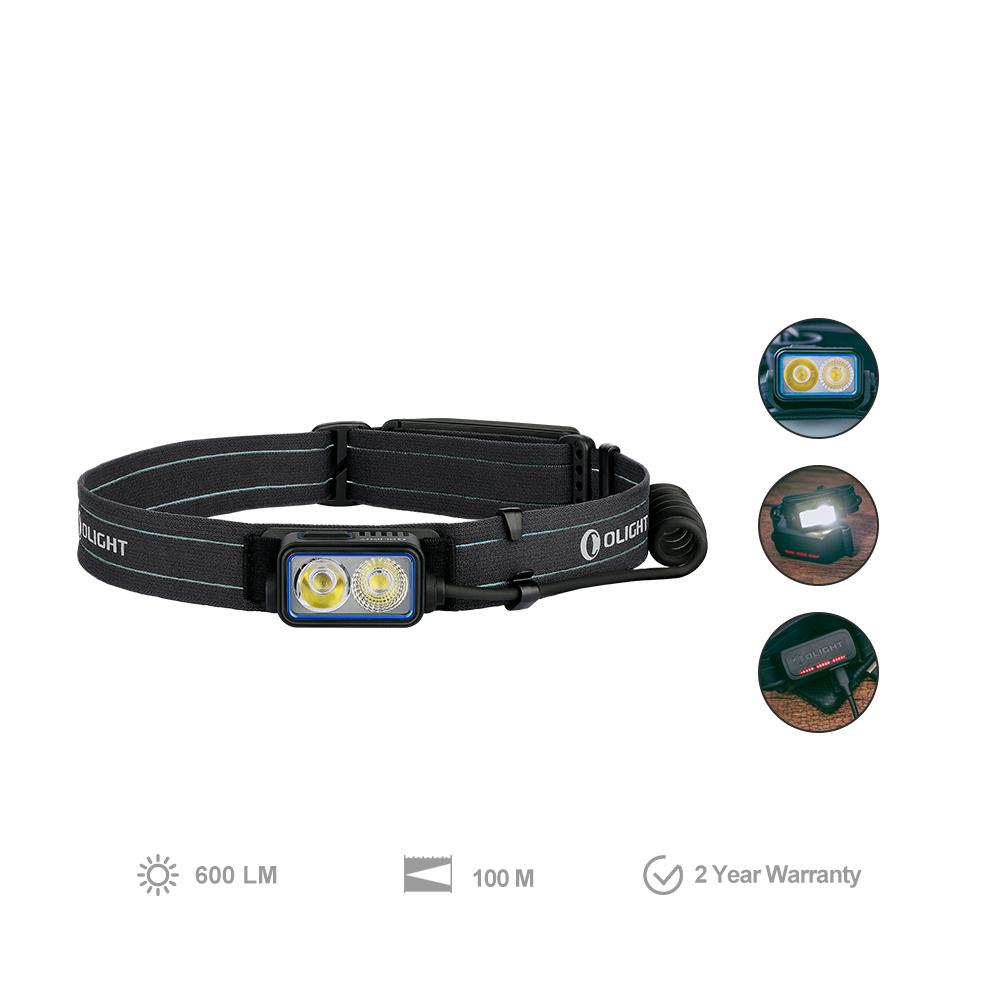 Olight Array 2 Max 600 lumens Headlamp